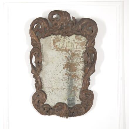 18th Century Italian Rococo Mirror MI2914843