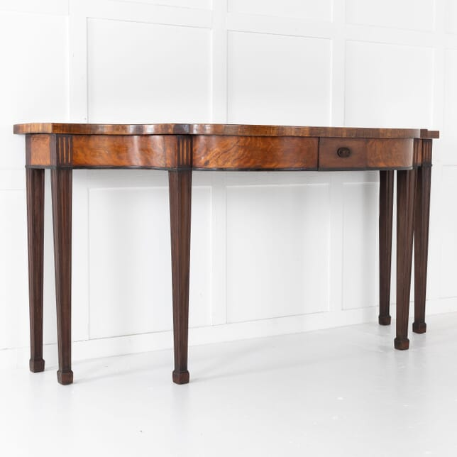 18th Century English Mahogany Serving Table TS0610948