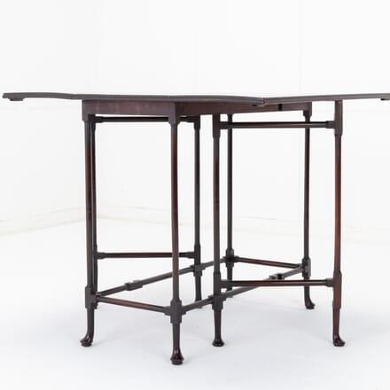 English 18th Century Mahogany 'Spider Leg' Table TC0616056