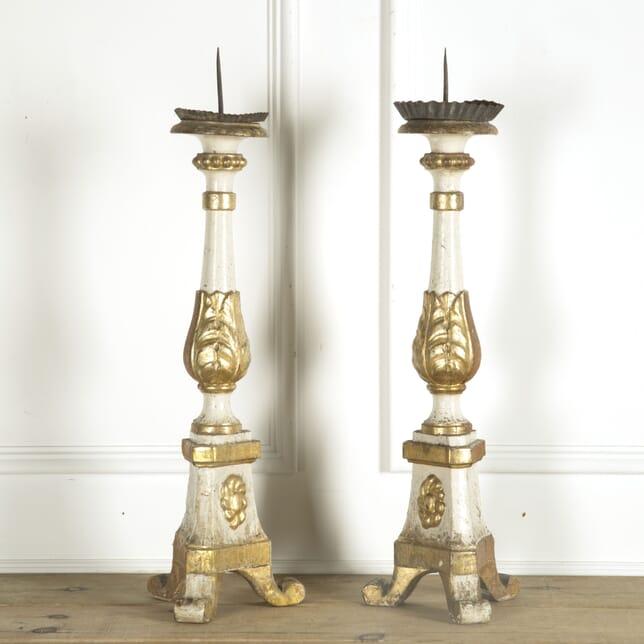 18th Century French Altar Sticks DA019375