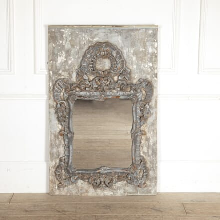 18th Century French Mirror on Mount MI7513644