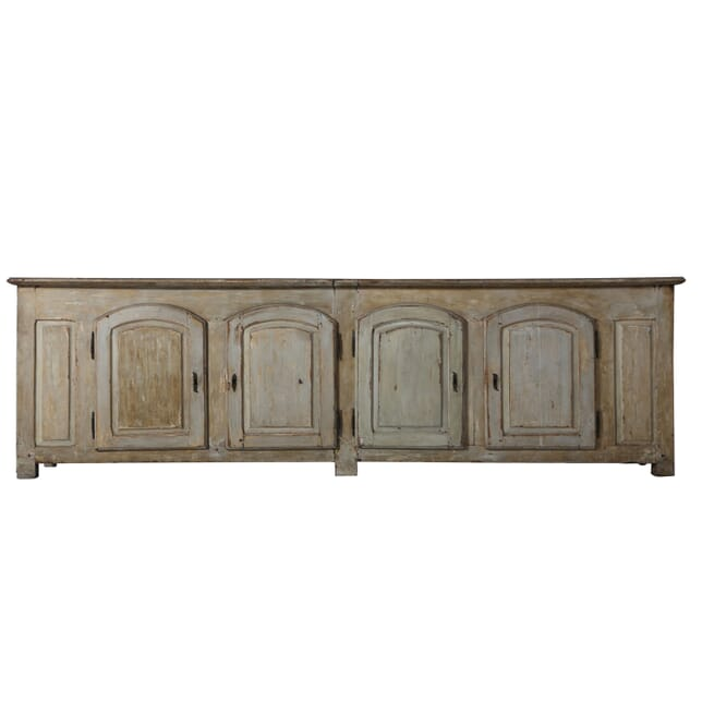 18th Century French Oak Enfilade BU129451