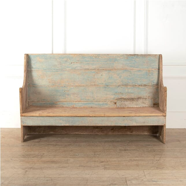 18th Century French Pine Bench SB4410860
