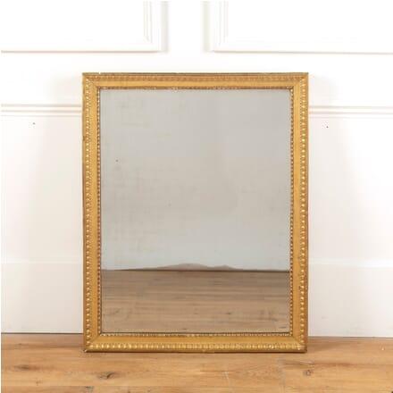 18th Century Gilded Mirror MI7110788