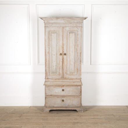 18th Century Gustavian Cupboard CU6013674
