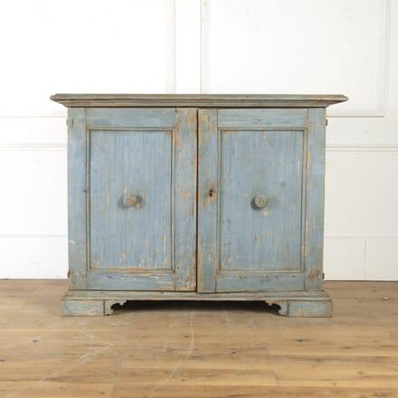 Italian 18th Century Low Cupboard BU7516708