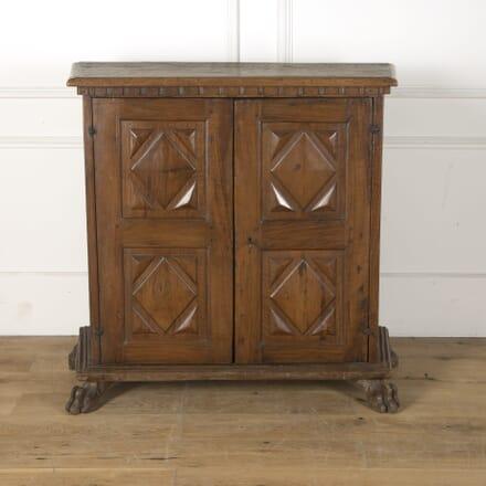 18th Century Italian Hand Carved Cupboard CC2810519
