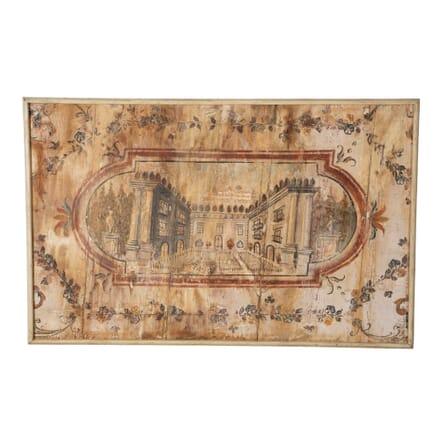 18th Century Italian Wood Panel WD1159414