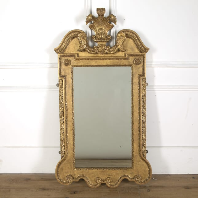 18th Century Kentian Manner Gilded Mirror MI1010491