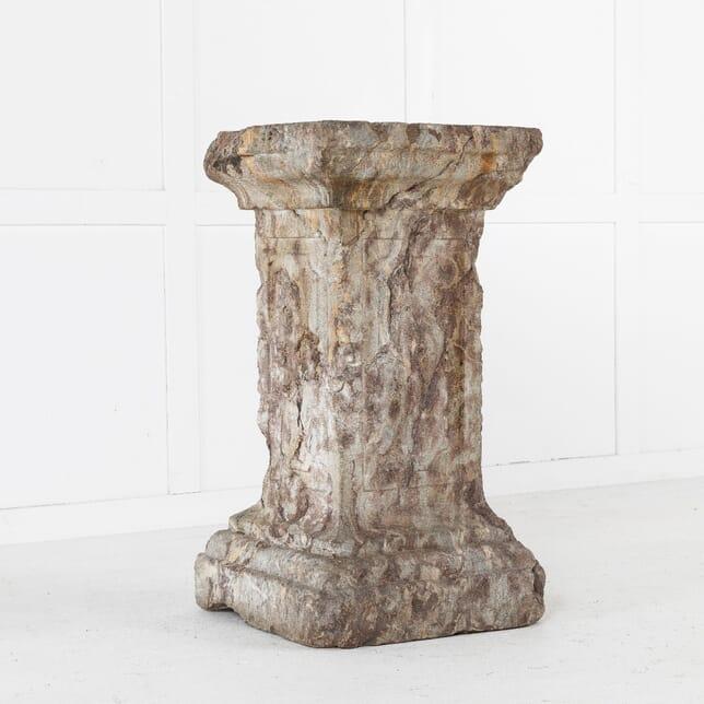 18th Century Marble Plinth DA0611392