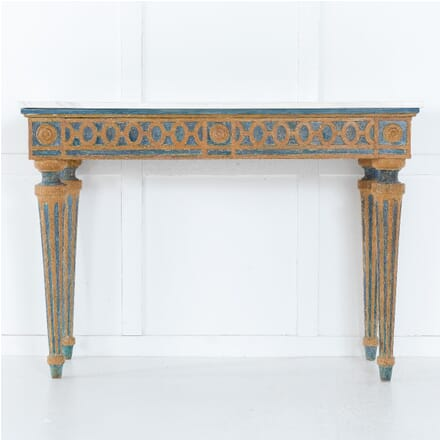 18th Century Marble Top Console Table CO0610635