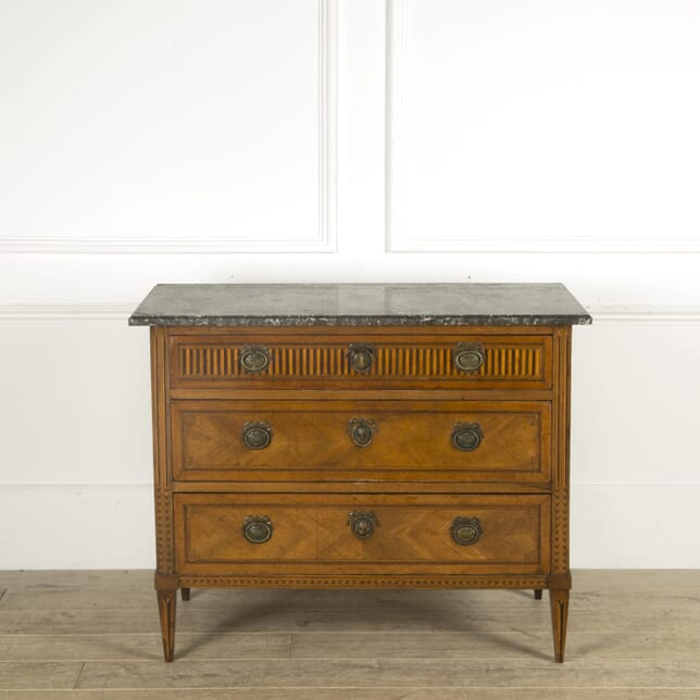 18th Century Marquetry Commode CC159749