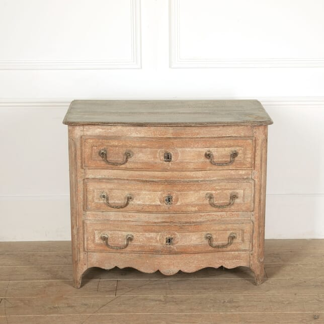 18th Century Oak Commode CC0211454
