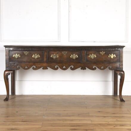 18th Century Oak Dresser CC0315815
