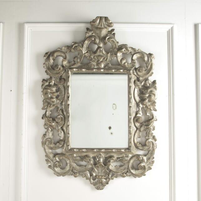 18th Century Period Rococo Gilded Mirror MI0210494
