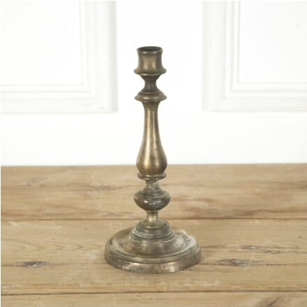 18th Century Pewter Candlestick DA379667