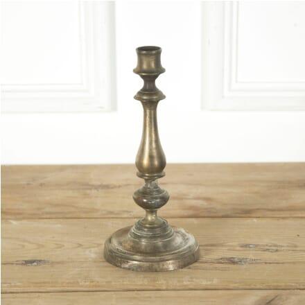 18th Century Pewter Candlestick DA379667