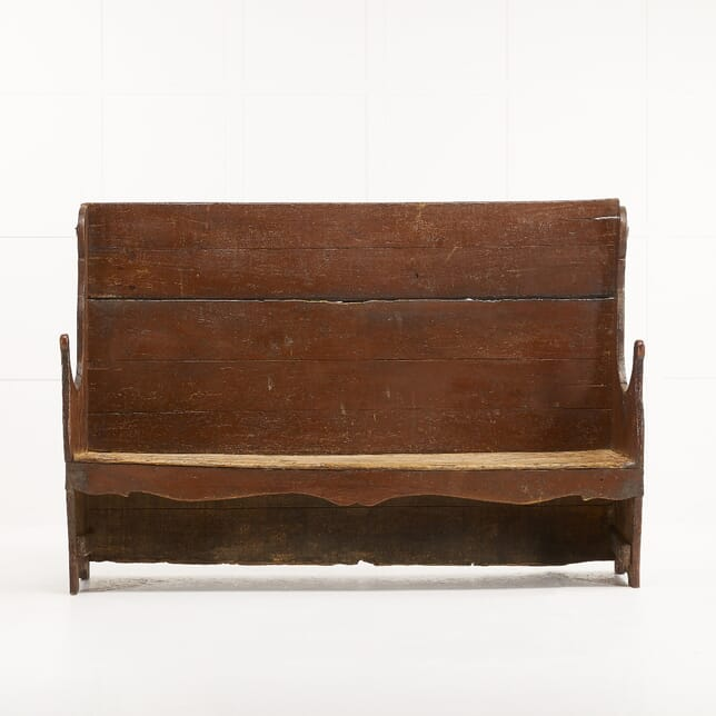18th Century Primitive Catalan Bench SB0610181
