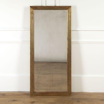 French 18th Century Reeded Mirror MI7116956