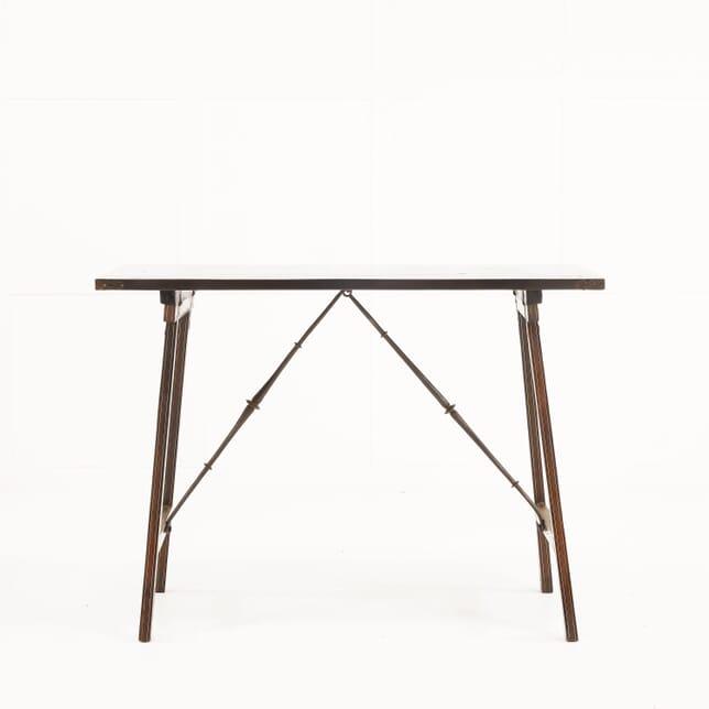 18th Century Spanish Rosewood Trestle Table TC069921