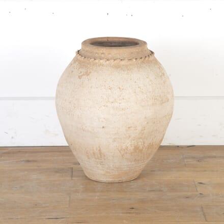 Spanish 18th Century Terracotta Pot GA9015603