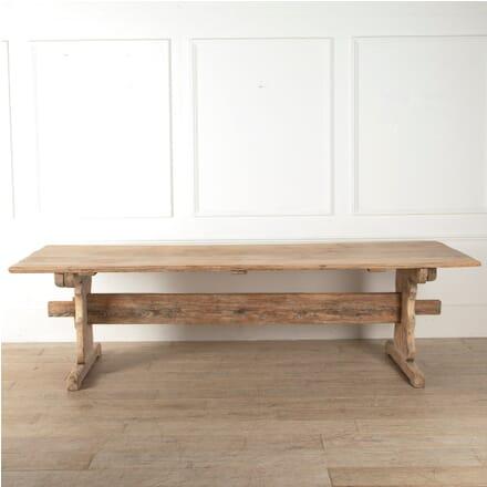 18th Century Swedish Pine Dining Table TD4410837