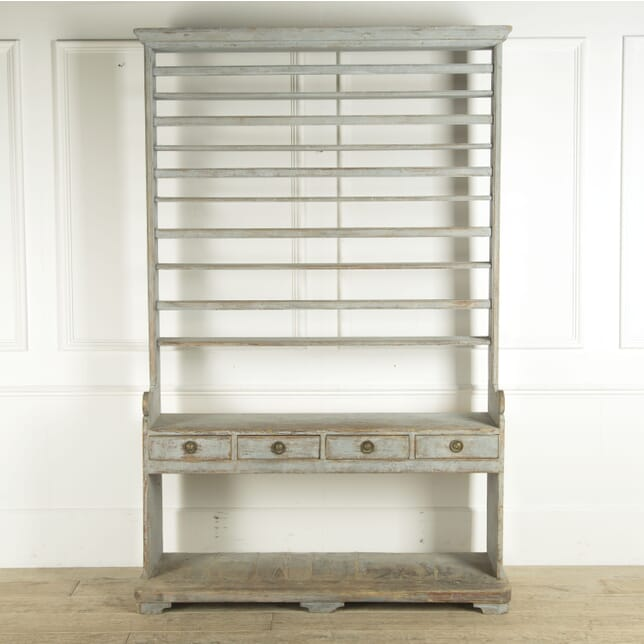 18th Century Swedish Plate Dresser CU6010119