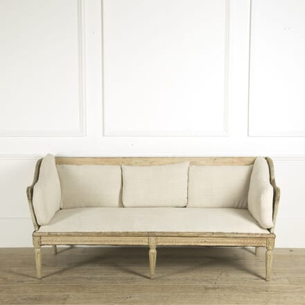 18th Century Swedish Sofa SB029394