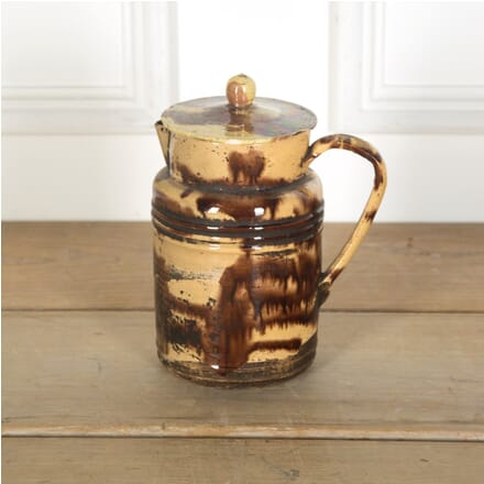 18th Century Treacle Glazed Pot DA7110479