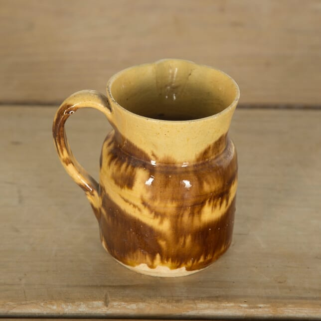 18th Century Treacle Glazed Pot DA7110482
