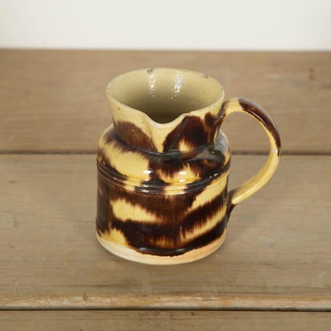 18th Century Treacle Glazed Pot DA7110483
