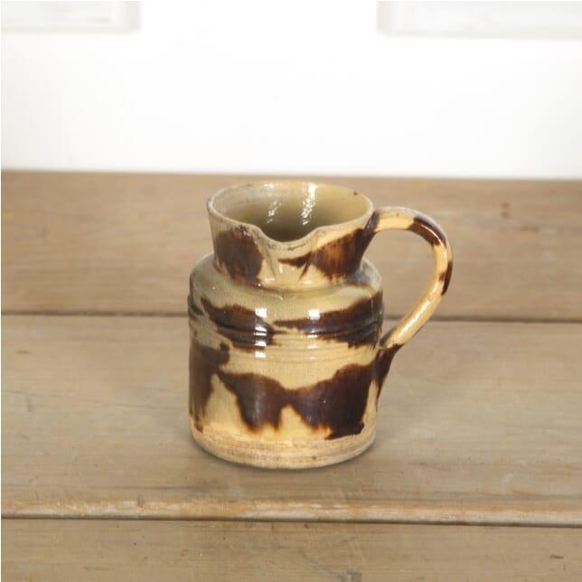 18th Century Treacle Glazed Pot DA7110484