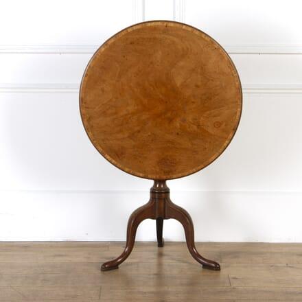 18th Century Tripod Table TC0317469