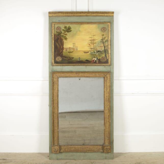 18th Century Trumeau MI159336
