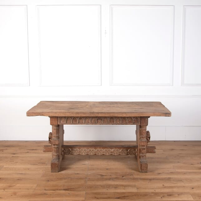 18th Century Vernacular Oak Serving Table CO7210728