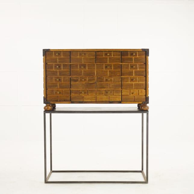 18th Century Walnut Cabinet on Stand CU069585