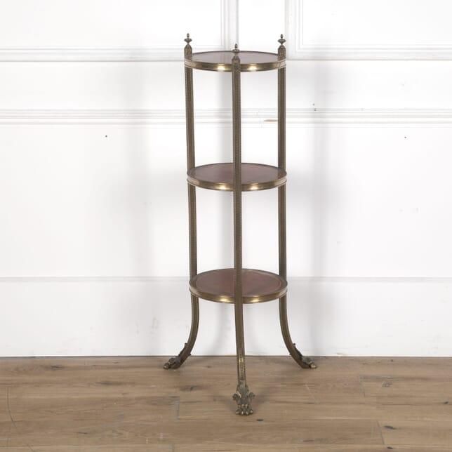 1920s Gilt Brass Stand TC3610258