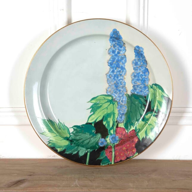 1920s Hand Painted Susie Cooper Plate DA9011155