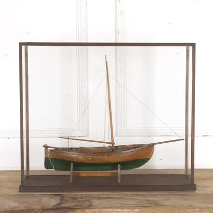 1930s Sailing Yacht Model DA8215574