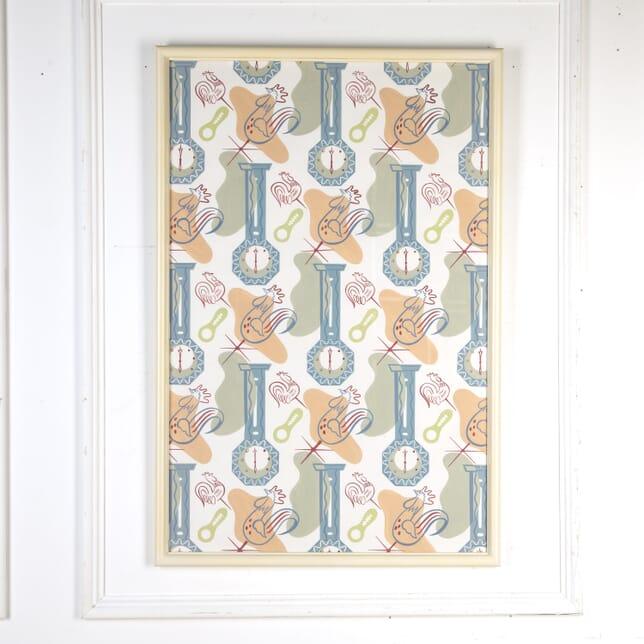 1950s British Design Wallpaper WD7614647