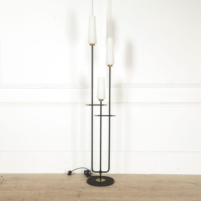 1950s French Lacquered Floor Lamp LF3010556