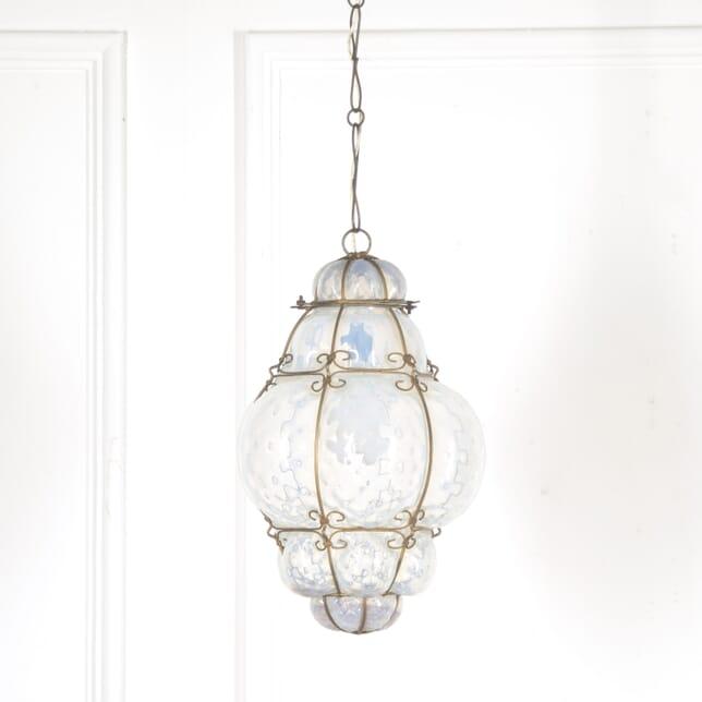 Mid Century Murano Cage Lantern DA2914857