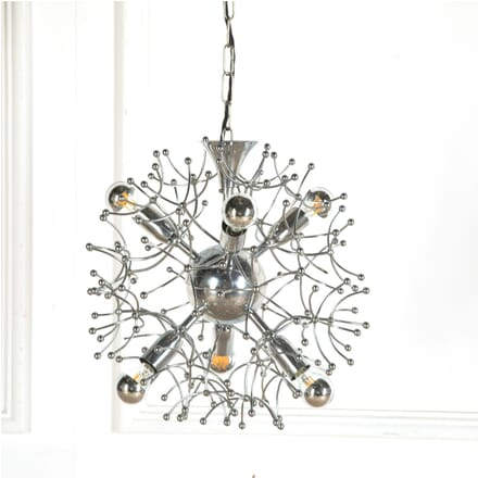 1960s Chrome Sputnik Light by Gaetano Sciolari LC2110758