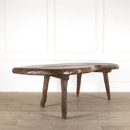 1960s French 'Forme Libre' Sculpted Table DB0113626