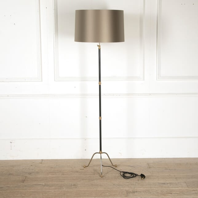 1960s French Rise and Fall Floor Lamp LF3010558