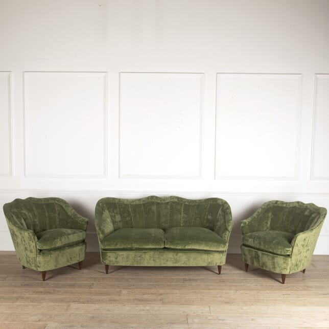 1960s Italian Lounge Suite SB0113568