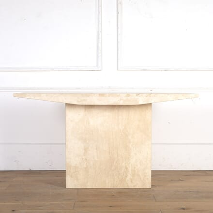 1970s Marble Console Table CO3615959