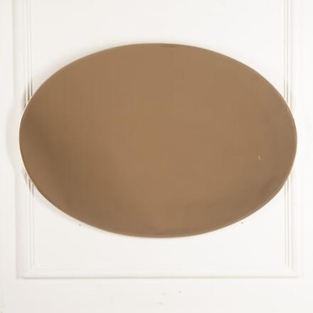 French Oval Mirror MI2915894