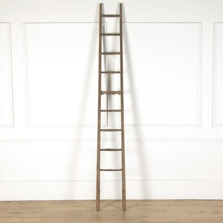 19th Century Country House Ladder GA9012775