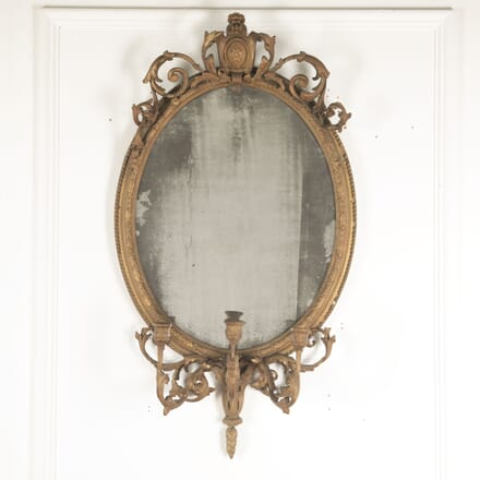 19th Century Girondelle Mirror DA7712823
